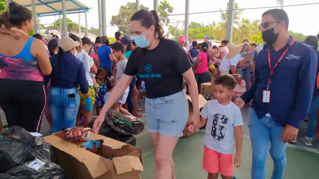 Asociación Chelonia celebra el Día del Niño en la comunidad roqueña Tadeo Arosio233 - Asociación Chelonia celebra el Día del Niño en la comunidad roqueña