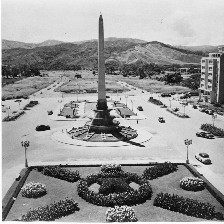 Plaza Francia de Altamira un ícono caraqueño Tadeo Arosio1 1 - Plaza Francia de Altamira: un ícono caraqueño